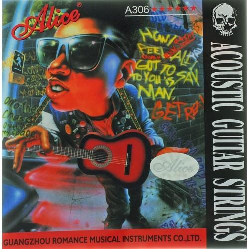 Stygos akustinei gitarai Alice A30-XL