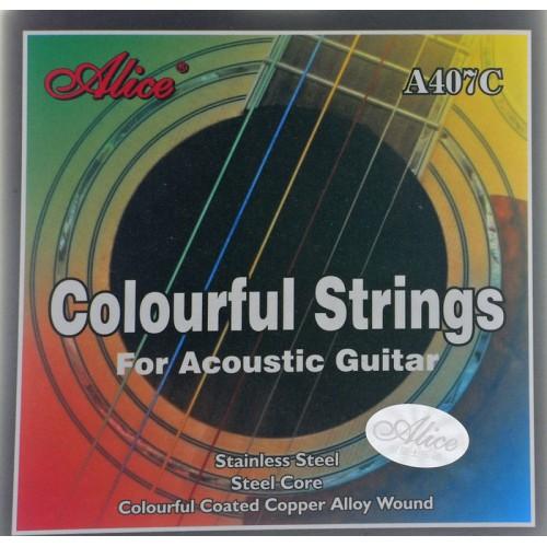 Stygos akustinei gitarai Alice A407C