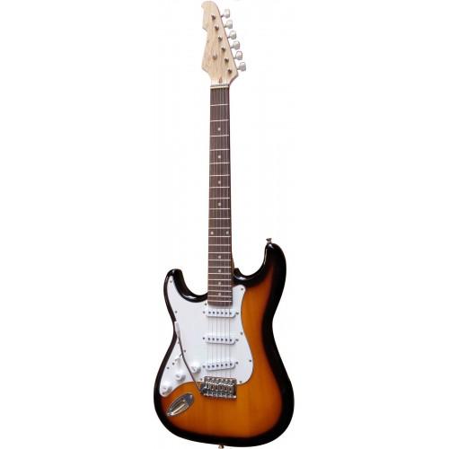 Elektrinė gitara kairiarankiui SB