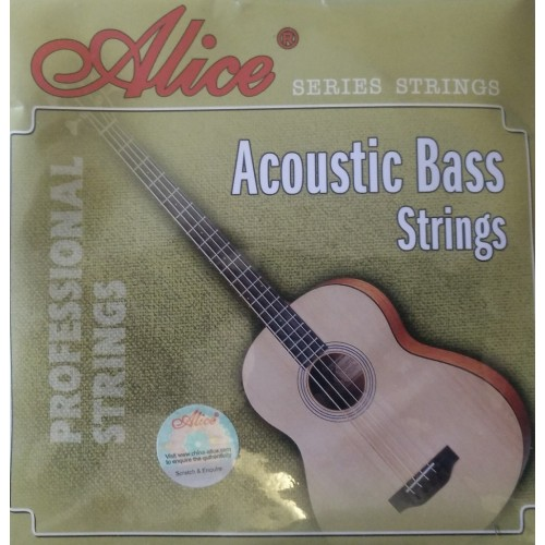 Stygos akustinei bosinei gitarai Alice A616L