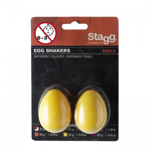 Stagg EGG-2 YW Egg Shaker
