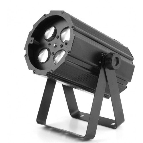 LED PAR 36 4x15W 4in1 ZOOM prožektorius