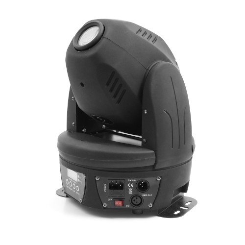 Flash LED MOVING HEAD 60W judanti galva