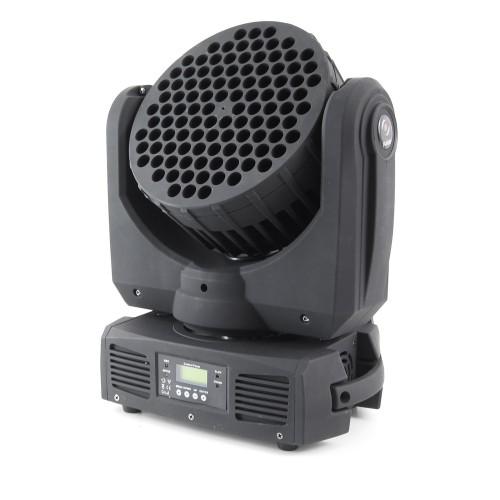 Flash LED MOVING HEAD STRONG II 108x3W RGBW CREE BEAM 5°/25° judanti galva