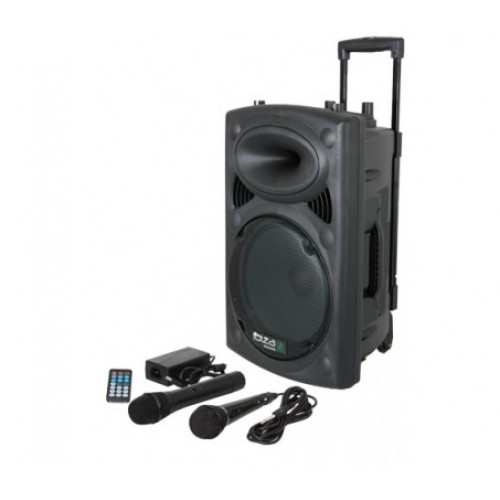 Kolonėlė Ibiza Sound PORT10UHF-BT