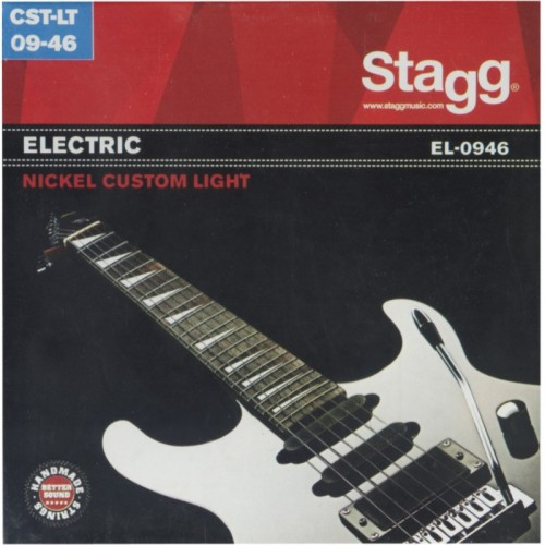 Stagg EL-0946 stygos elektrinei gitarai