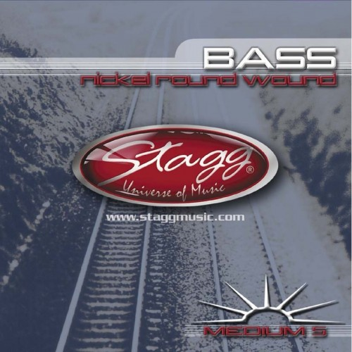 Stagg BA-4525-5S stygos bosinei gitarai