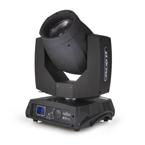 Flash judanti galva FL-232 BEAM 7R thunderbolt prism (2 vnt.) su dėklu