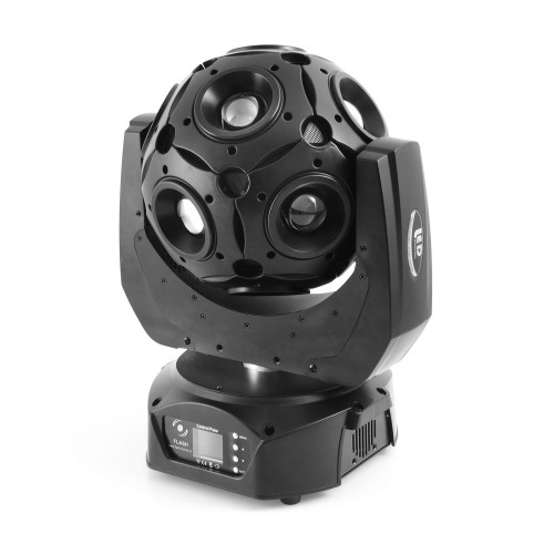 Flash LED BALL 12x12W 4in1 judanti galva