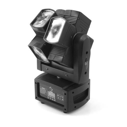 Flash LED DOUBLE X 200 8x25W judanti galva