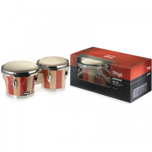Stagg BW-100-DT bongo būgnai