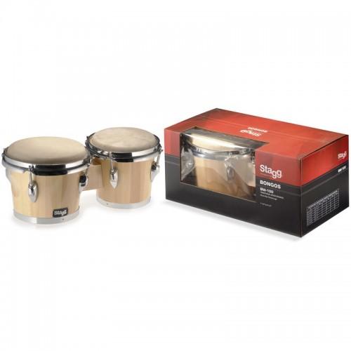 Stagg BW-100-N bongo būgnai