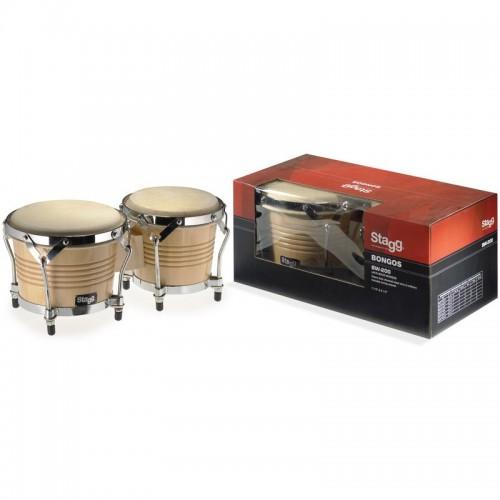 Stagg BW-200-N bongo būgnai