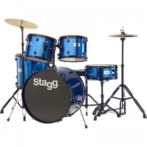 Stagg TIM122B BL būgnų komplektas