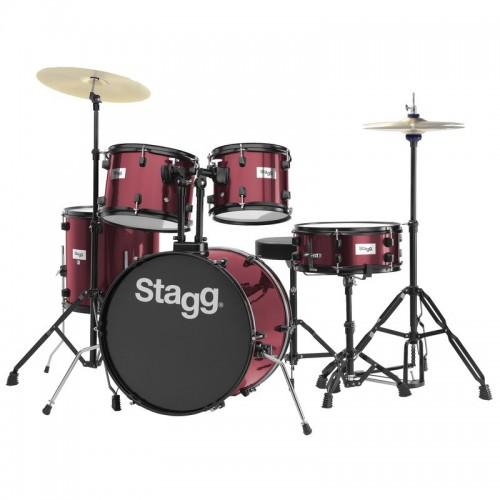 Stagg TIM120B WR būgnų komplektas