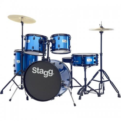 Stagg TIM120B BL būgnų komplektas