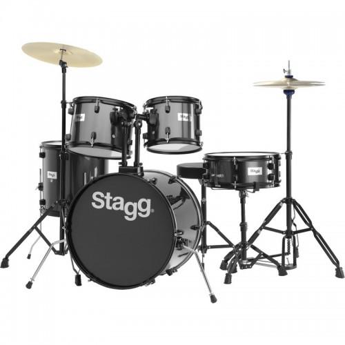 Stagg TIM120B BK būgnų komplektas