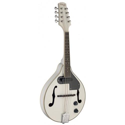 Stagg M50 E WH mandolina