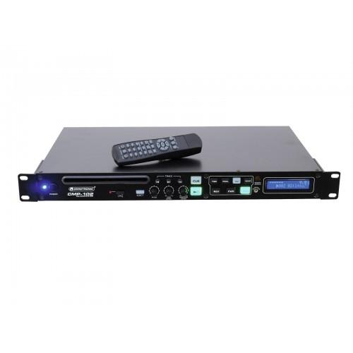 OMNITRONIC CMP-102 CD/MP3 grotuvas