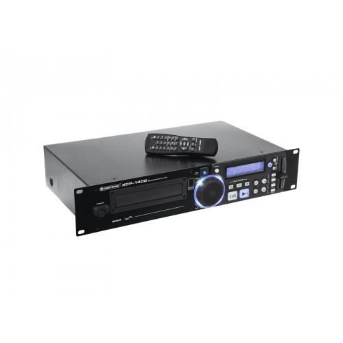 OMNITRONIC XCP-1400 CD grotuvas