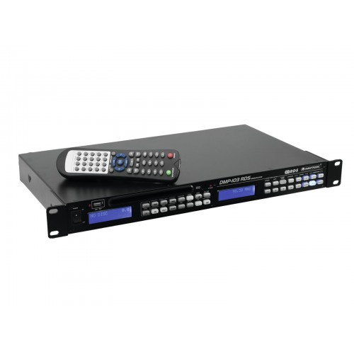 OMNITRONIC DMP-103RDS Media grotuvas