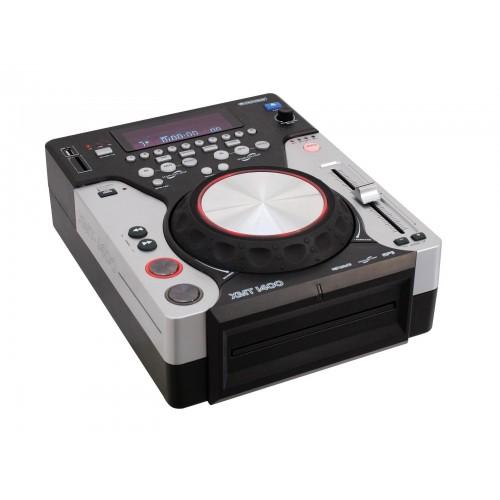 OMNITRONIC XMT-1400 Tabletop CD grotuvas