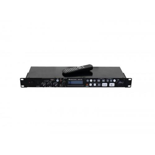 OMNITRONIC DMP-102 USB/SD Card grotuvas