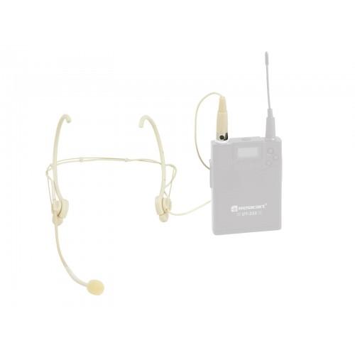 RELACART HM-600S omnidirectional mikrofonas