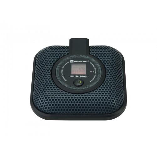 RELACART UB-200 UHF-Boundary mikrofonas