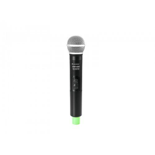 OMNITRONIC UHF-100 830.3MHz mikrofonas