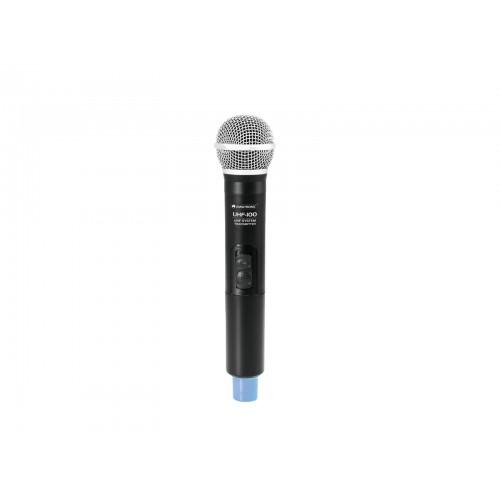 OMNITRONIC UHF-100 863.8MHz mikrofonas