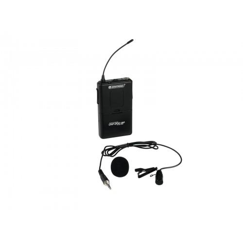 OMNITRONIC UHF-200 BP 863.010MHz mikrofonas