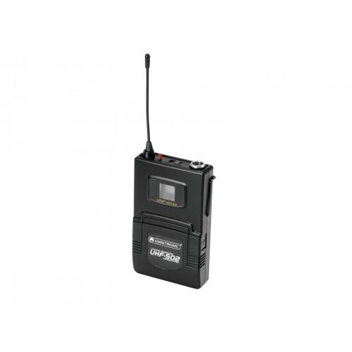 OMNITRONIC UHF-502 823-832MHz mikrofonas