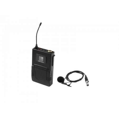 OMNITRONIC UHF-502 863-865MHz mikrofonas