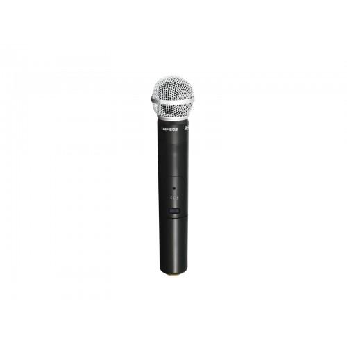 OMNITRONIC UHF-502 orange mikrofonas