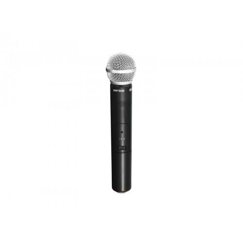 OMNITRONIC UHF-502 863-865MHz blue mikrofonas