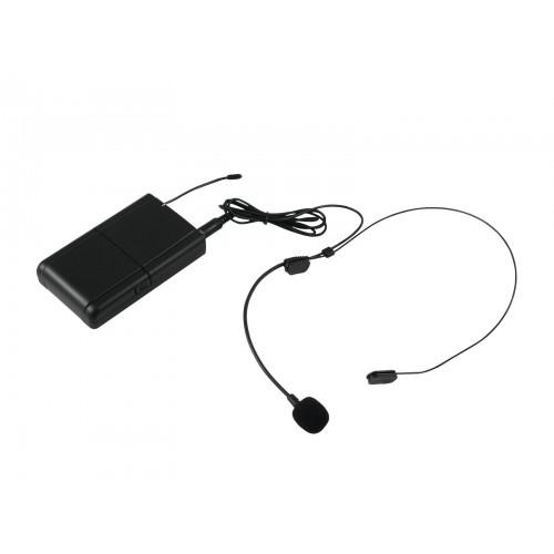 OMNITRONIC WAMS-10BT mikrofonas su siųstuvu