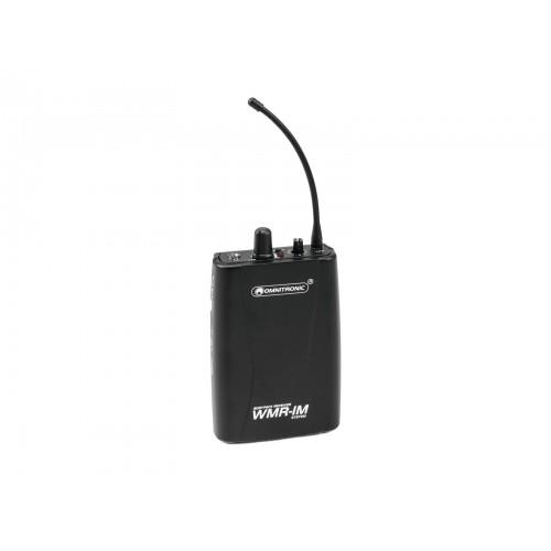 OMNITRONIC WMR-1M UHF imtuvas