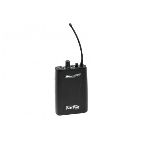 OMNITRONIC WMT-1M UHF mono imtuvas