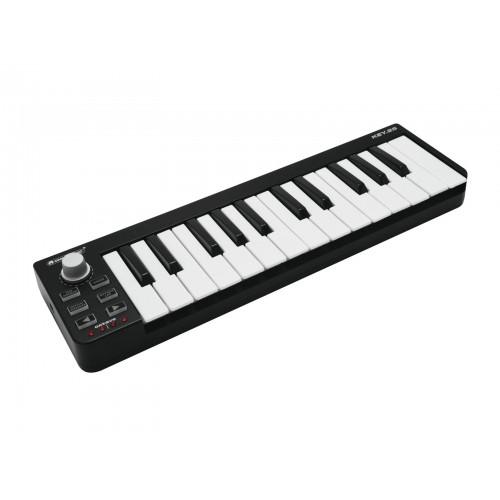 OMNITRONIC KEY-25 MIDI valdiklis