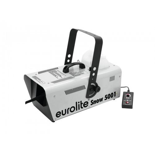 EUROLITE Snow 5001 sniego mašina