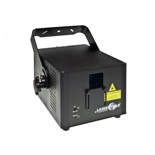 LASERWORLD CS-2000RGB MK2 lazeris