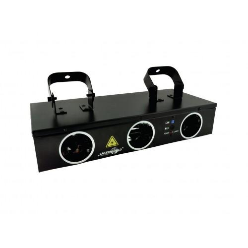 LASERWORLD EL-200RGB lazeris