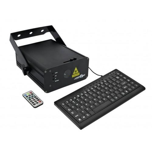 LASERWORLD EL-500RGB KeyTEX lazeris