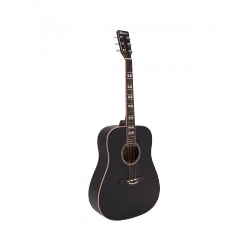 DIMAVERY STW-40 BK akustinė gitara