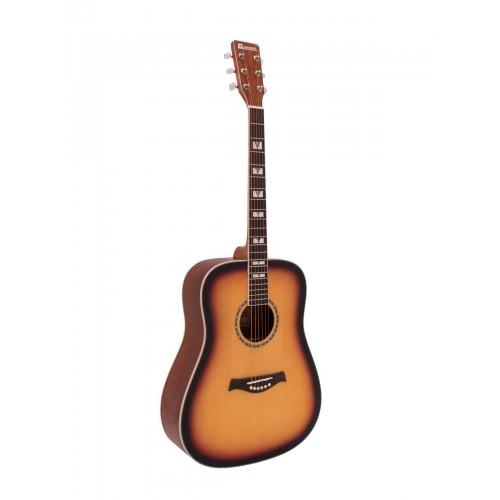 DIMAVERY STW-40 SB elektro akustinė gitara