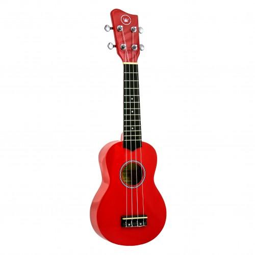 Condorwood US-2101 RD soprano ukulelė