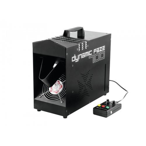 EUROLITE Dynamic Faze 700 Fazer dūmų mašina