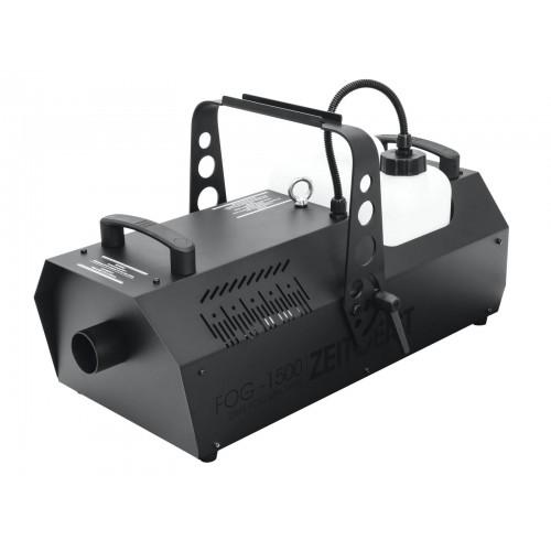 EUROLITE Zeitgeist FOG-1500 dūmų mašina