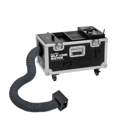 EUROLITE WLF-1500 Water Low Fog PRO dūmų mašina